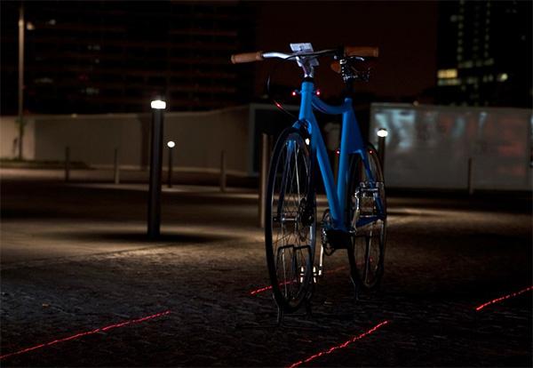 Hypermodern fietsen met de Samsung Smart Bike