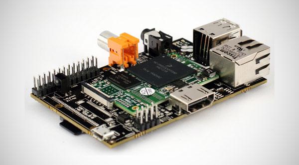 HummingBoard: een computer ter grootte van een creditcard