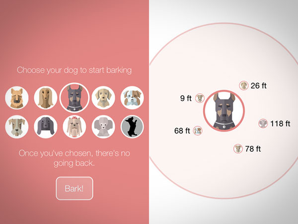 Bark: de app die je laat blaffen naar je omgeving