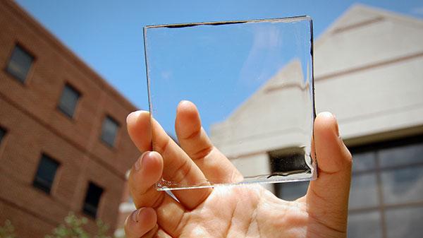 Doorzichtige zonnepanelen: de beste vondst van dit jaar?