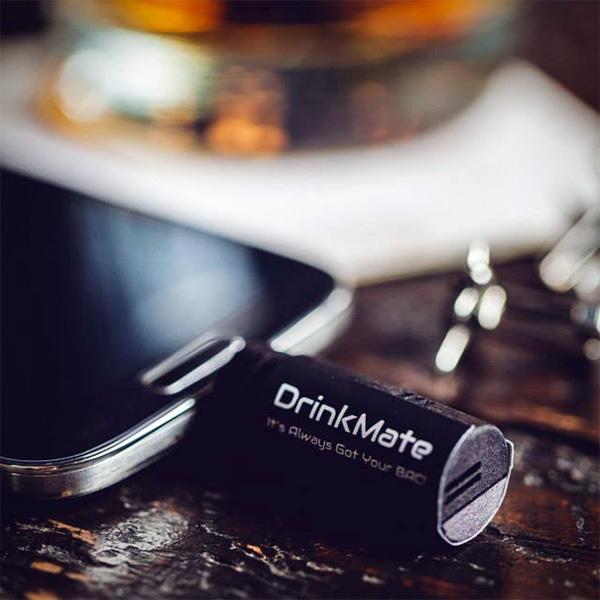 DrinkMate: een blaastest voor Android-smartphones