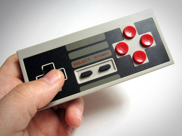NES30 Bluetooth controller: gamen als in de jaren '80