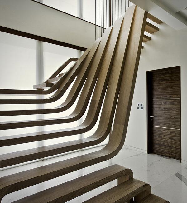 Wow! Een trap als kunstwerk