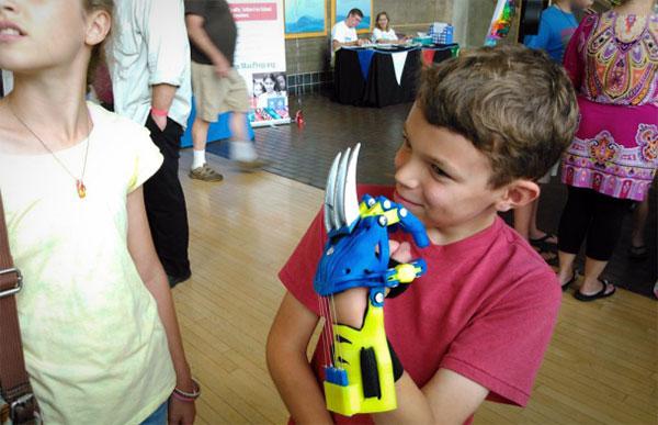 Hoe 3D-printers de levens van kinderen kunnen verbeteren