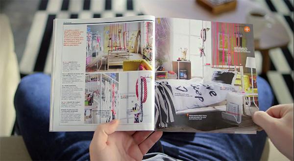 Briljant! IKEA's nieuwe catalogus als Apple-product