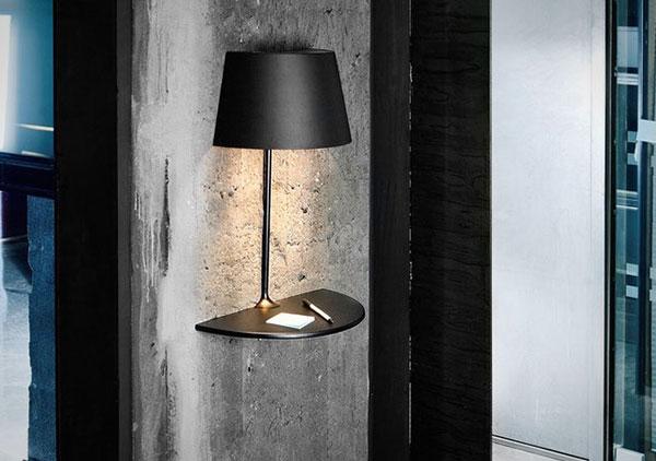 Illusion Half Lamp: een lamp die je ogen bedriegt