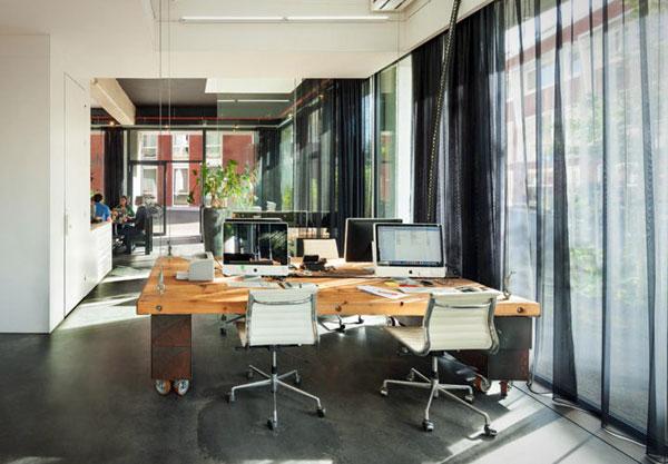 Het verdwijnende kantoor