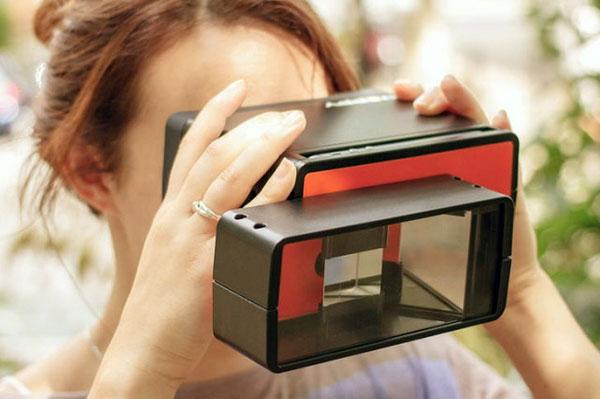Poppy 3D: maak 3D-foto's met je iPhone