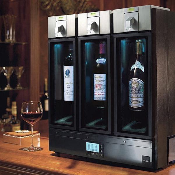 Dé gadget voor wijnliefhebbers