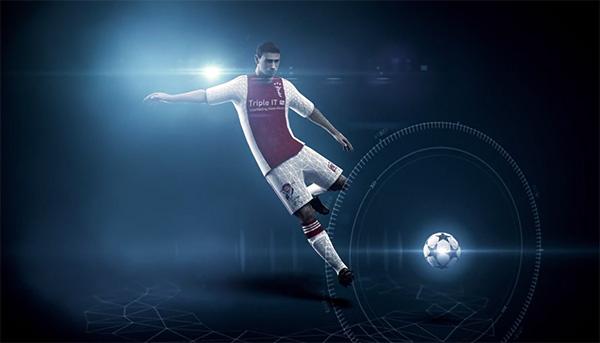 Beyond Sports: een Oculus Rift sim die voetballers beter laat trainen
