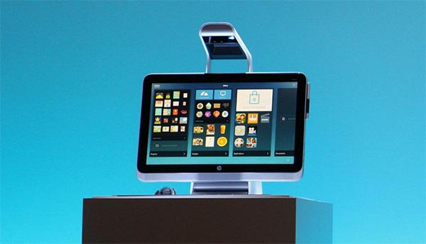 HP Sprout: de interessante combinatie van een computer, projector en 3D-scanner