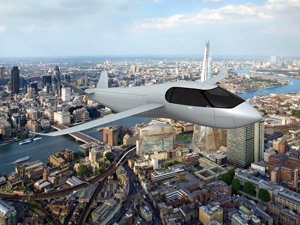 Krossblade SkyCruiser: auto, vliegtuig en quadrotor in één