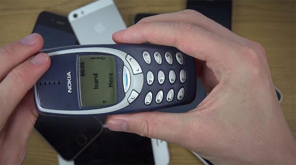 Wat je ook probeert, de Nokia 3310 buigt nooit