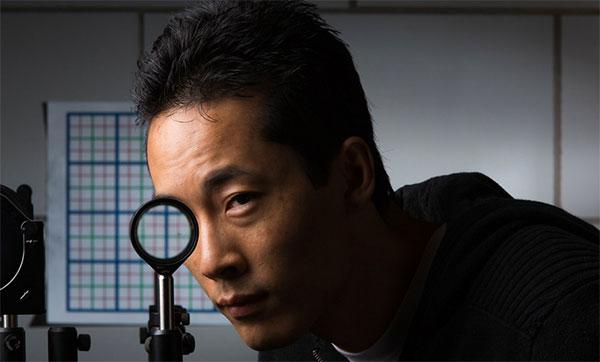 Met optische lenzen kun je alles onzichtbaar maken