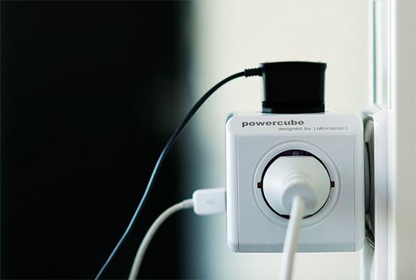 PowerCube: de slimme stekkerdoos