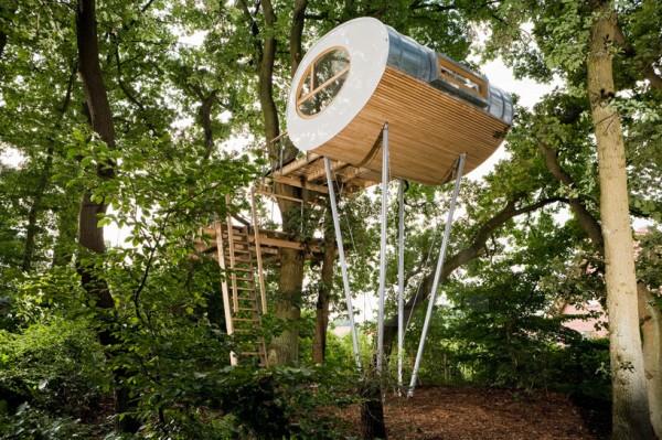 De boomhut van je dromen