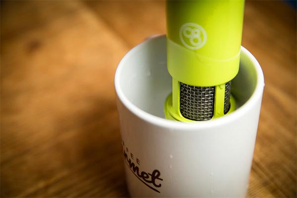 Coffee Gourmet: een herbruikbare koffiefilter voor één bakkie