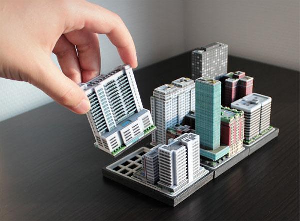 IttyBlox: hét speelgoed voor fans van Sim City