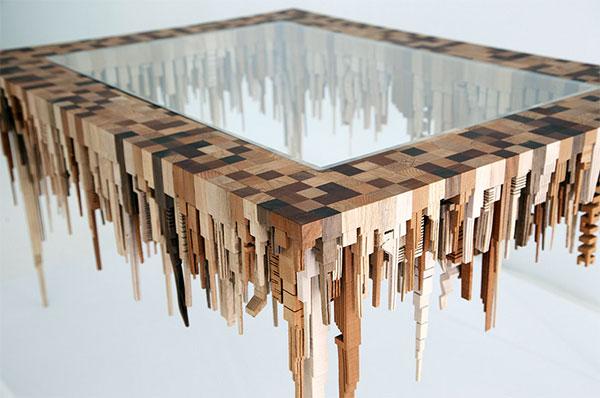De schitterende houten hoogstandjes van James McNabb