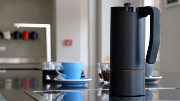 Evolve: het koffiezetapparaat voor de liefhebber
