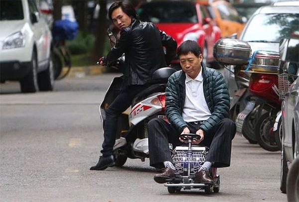 De kleinste auto ter wereld maakt je doodongelukkig
