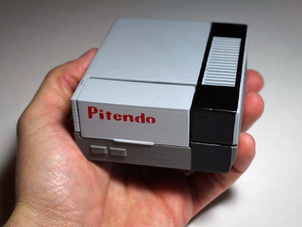 Pitendo: een Raspberry Pi vermomd als NES