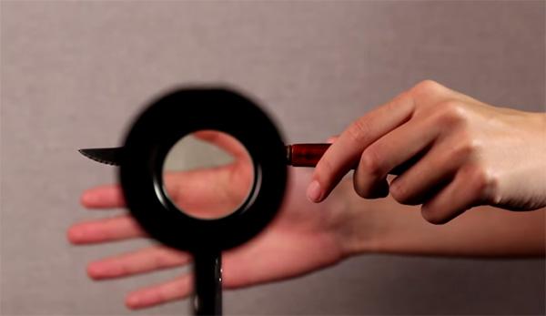 Hoe Brusspup dingen onzichtbaar maakt