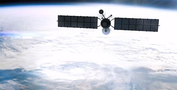 De grootste bewegende GIF ooit is zichtbaar vanuit de ruimte