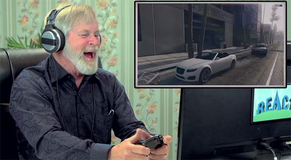 Zelfs ouderen kunnen geen genoeg krijgen van GTA V