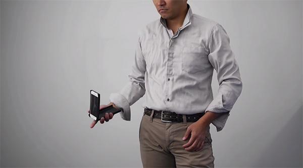 Een iPhone case voor ninja's en uitslovers