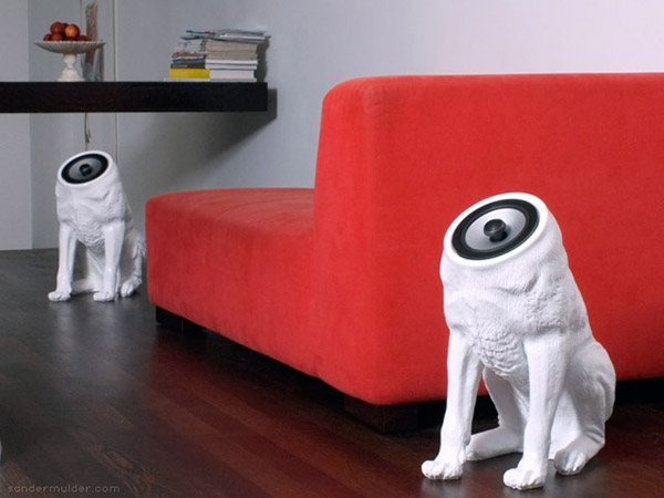 Woofer Speakers: de blaffende luidsprekers