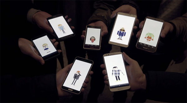 Android Chorus: hoe Google 300 smartphones laat zingen