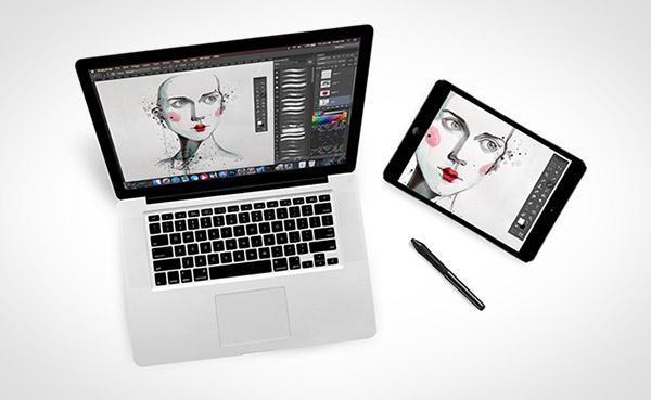 Astropad: tover je iPad om in een tekentablet voor de Mac