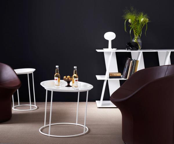 Dizzy: tafels die lijken om te vallen