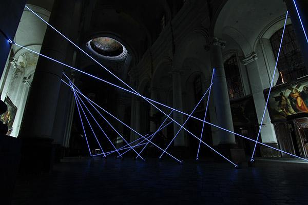 Een kathedraal als een gigantisch muziekinstrument