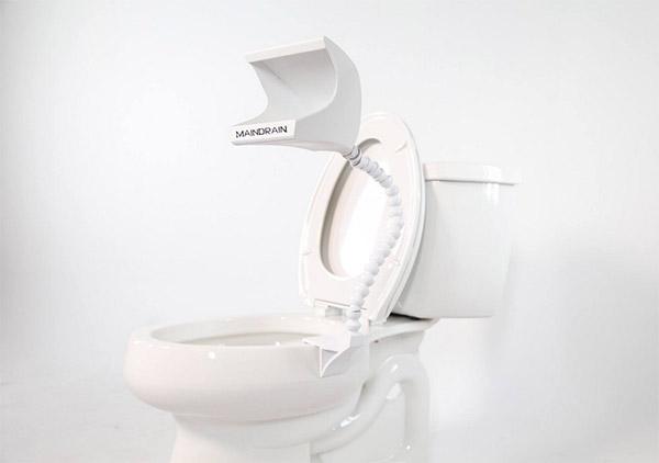 Main Drain: omdat iedere man eigenlijk een urinoir wil
