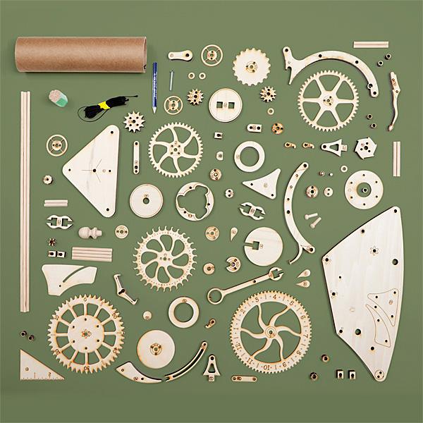 mechanische-klok-hout-diy3