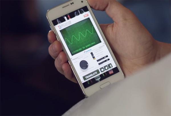 Tummy Translator: de app die de herrie in je buik omzet in een pizzabestelling
