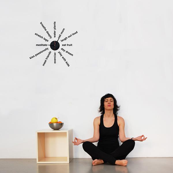 Wellness Clock: de klok die je leven beter maakt
