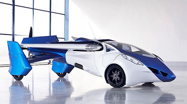 Te koop vanaf 2017: de eerste echte vliegende auto