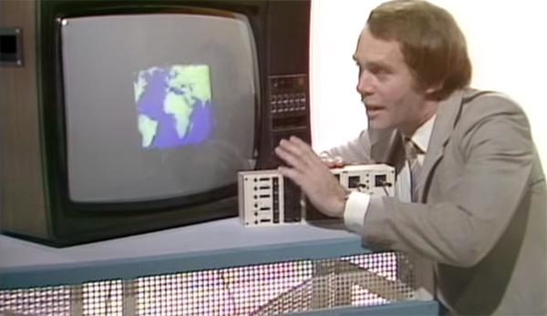 Leuk om te zien: computergraphics in 1982