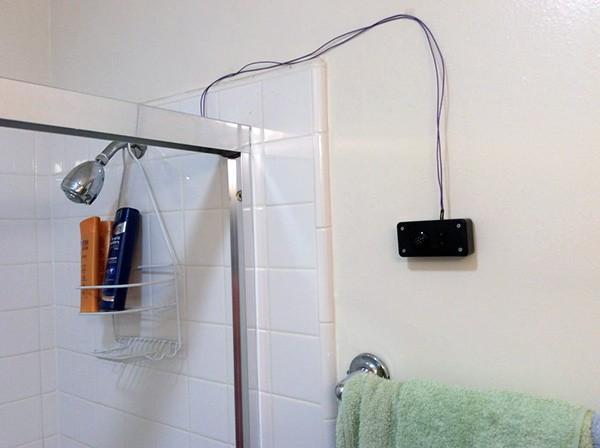 Bespaar fors op je waterverbruik met een zelfgemaakte douchetimer