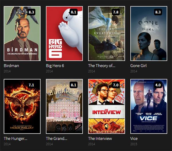 Nacho Time: het online bekijken van films is eenvoudiger dan ooit