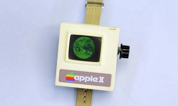 De Apple II Watch stemt Apple-fans van het eerste uur vrolijk