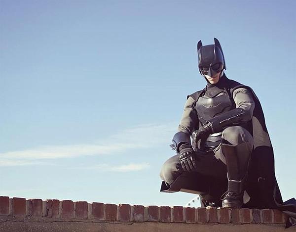 Dit oersterke Batmanpak is de droom van iedere Batmanfan