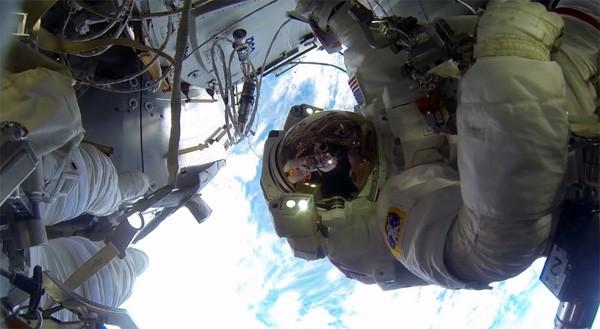 Deze GoPro video neemt je mee in het leven van een astronaut