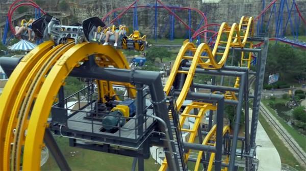 De nieuwste achtbaan van Six Flags Texas is misselijkmakender dan ooit