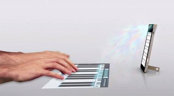 De Lenovo Smart Cast kan vrijwel overal een touchscreen projecteren