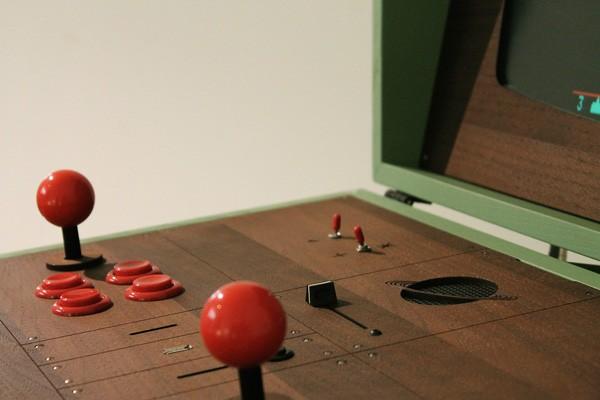 Pixelkabinett: een schitterende arcadekast voor liefhebbers van oude games