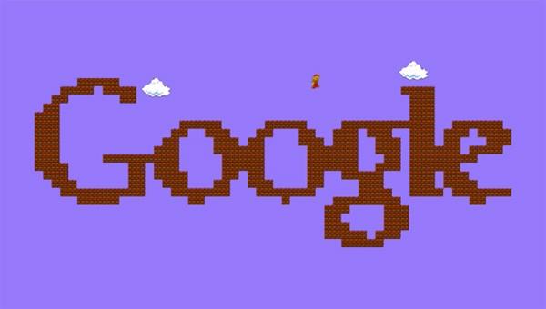 Screentendo: tover je beeldscherm om in een level uit Mario